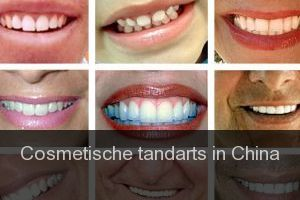 Cosmetische tandarts in China